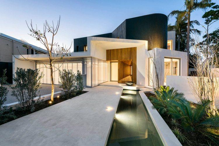 arquitectura diseño elegantes sofisticados jardines