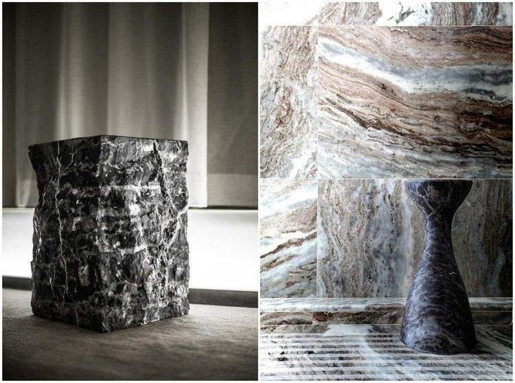 asuientos rocas natural estilos paredes