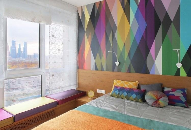 atarctivo colorido salas ideas cojines ligas