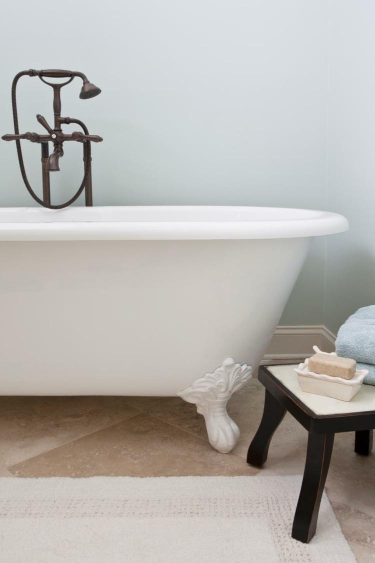 baños con bañeras ideas diseños tradicional muebles