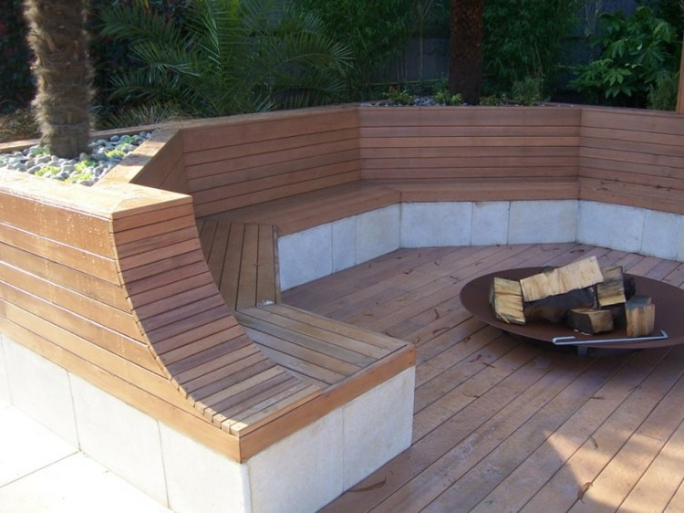 bajos maderas decorados salidas ambientes ideas
