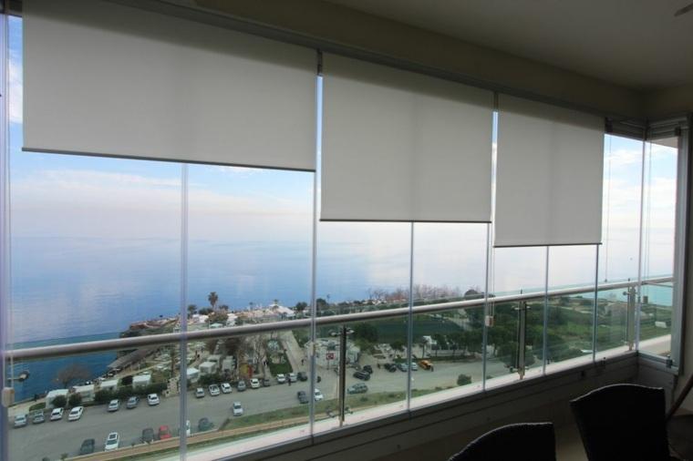 balcones cerrados hermosas vistas