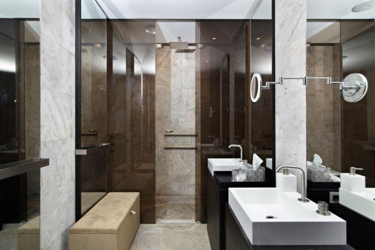 Baños Elegantes Fotos:Baños modernos fotos asombrosas que inspiran -