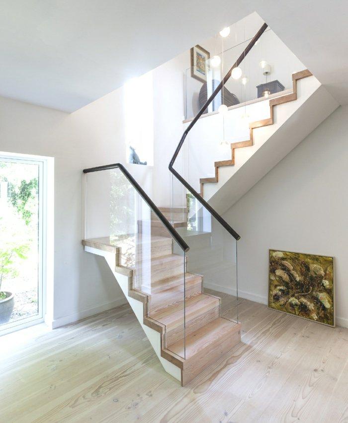 barandillas vidrio ideas calles soluciones maderas luminosas