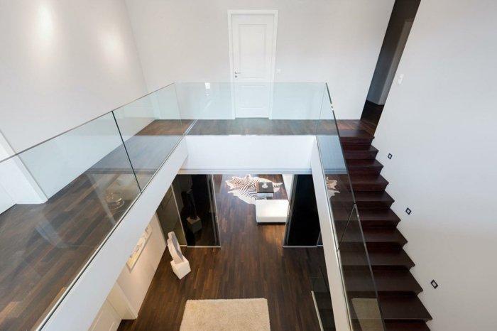 barandillas vidrio senderos variantes salidas