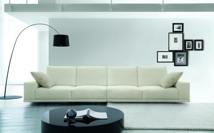 blanco colores sillones salones lamparas negro