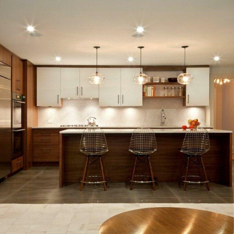 Cocina de obra treinta y siete dise os estupendos - Como hacer una cocina de obra ...