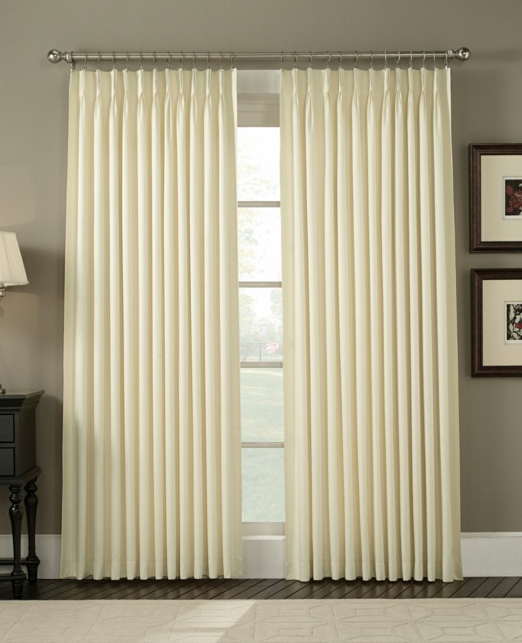 living room curtains and drapes ideas decoracion cortinas salon los 50 dise 241 os m 225 s modernos 26220