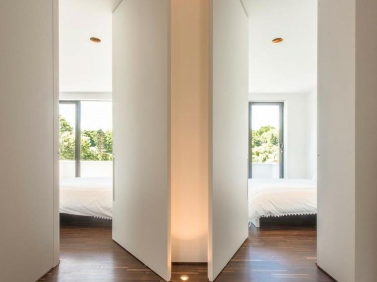 bonito diseño arquitectura interior casa Ixelles