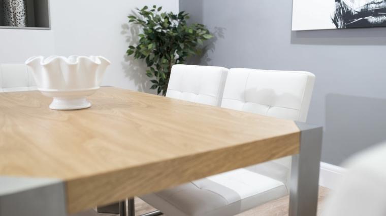 bonito diseño mesa superficie madera