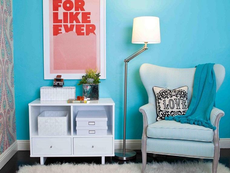 bonito diseño sillón vintage