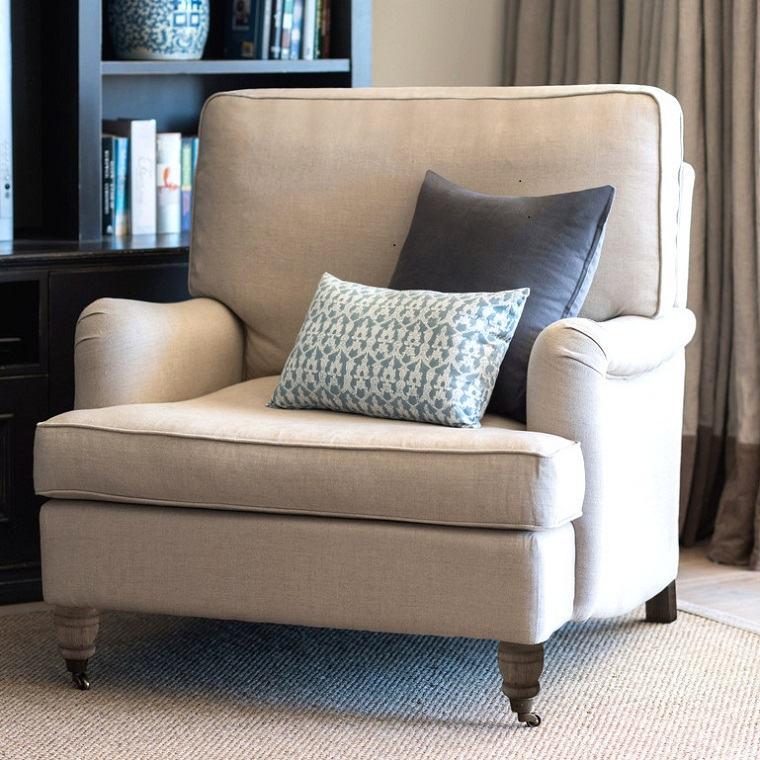 sillones para dormitorios ideas coloridas para cada estilo On sillon blanco para dormitorio