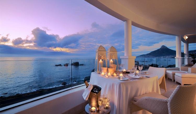 bonito balcon terraza vistas mar