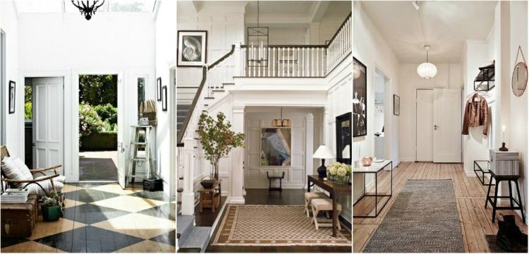 Recibidores con encanto 38 ideas para decorar - Decoracion para recibidores ...
