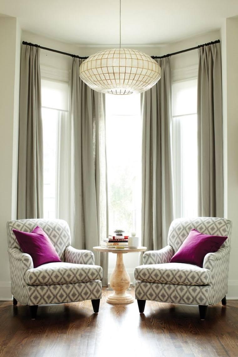 Sillones para dormitorios - ideas coloridas para cada estilo -