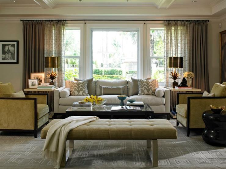 calido ambiente amarillo diseños cuadros salon