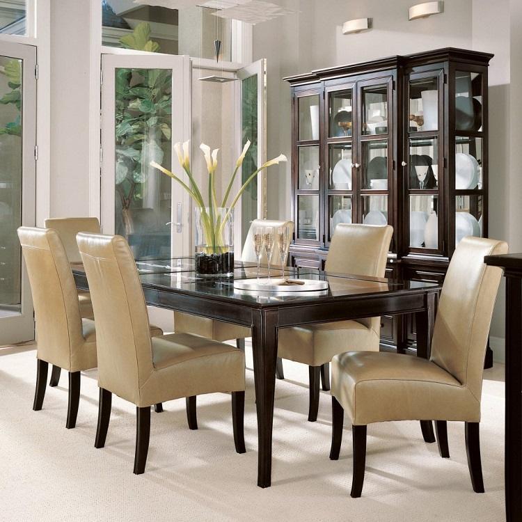 Decoracion mesas de comedor para espacios elegantes. -