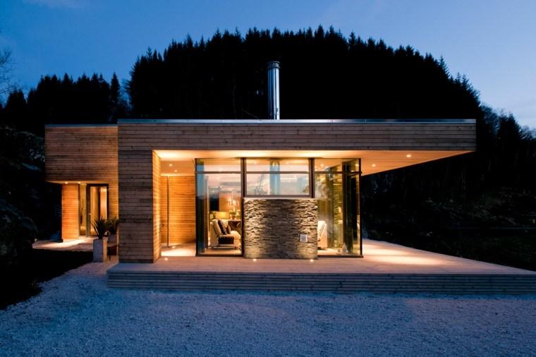Fachadas de casas modernas treinta y ocho dise os - Opiniones donacasa ...