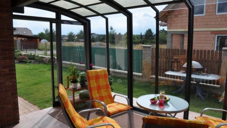 Cerramientos terrazas de funcionalidad en estilos - Cerramientos de patios exteriores ...