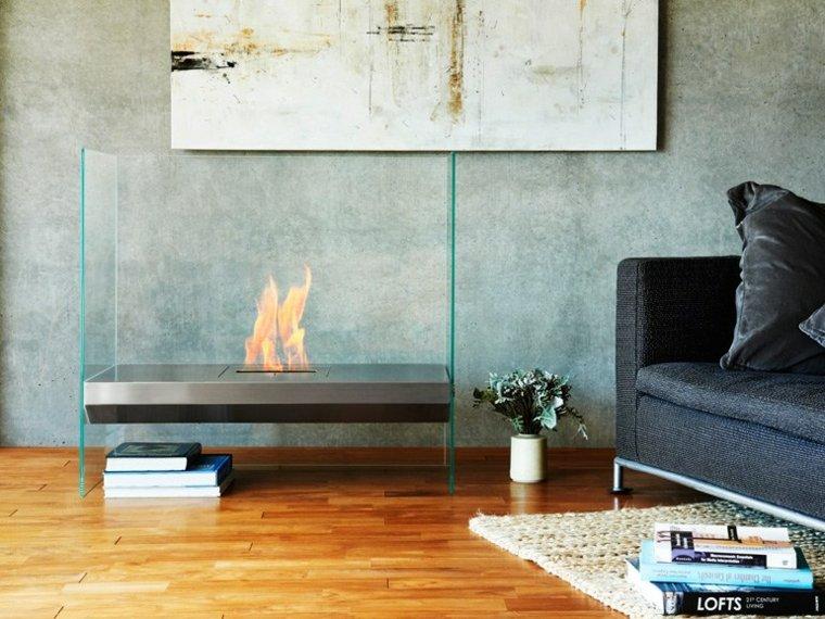 Todo lo que debes saber sobre las chimeneas decorativas - Hacer chimenea bioetanol ...