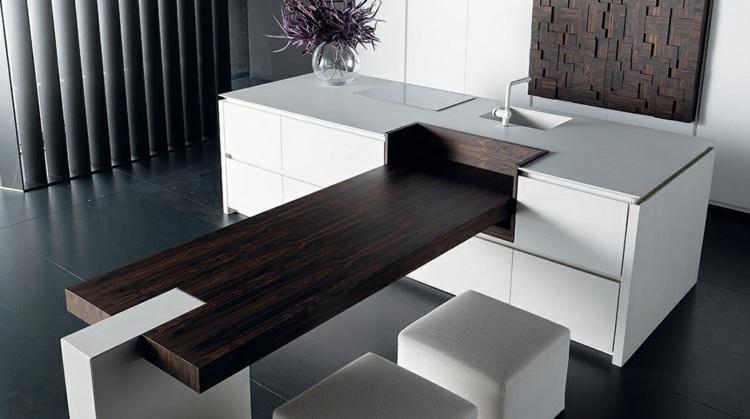 cocina unica soluciones diseño elegantes mesas
