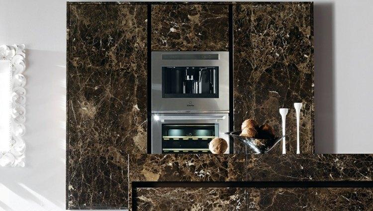 cocina unica soluciones diseño variaciones marmol velas