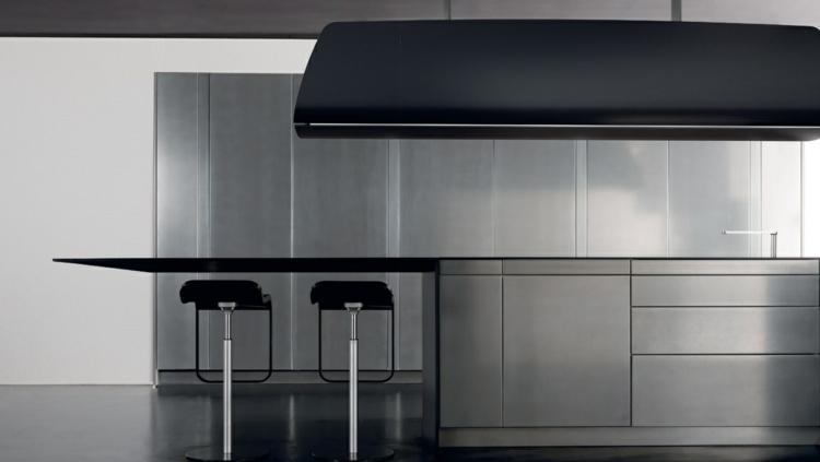 cocina unica soluciones diseño variaciones taburetes