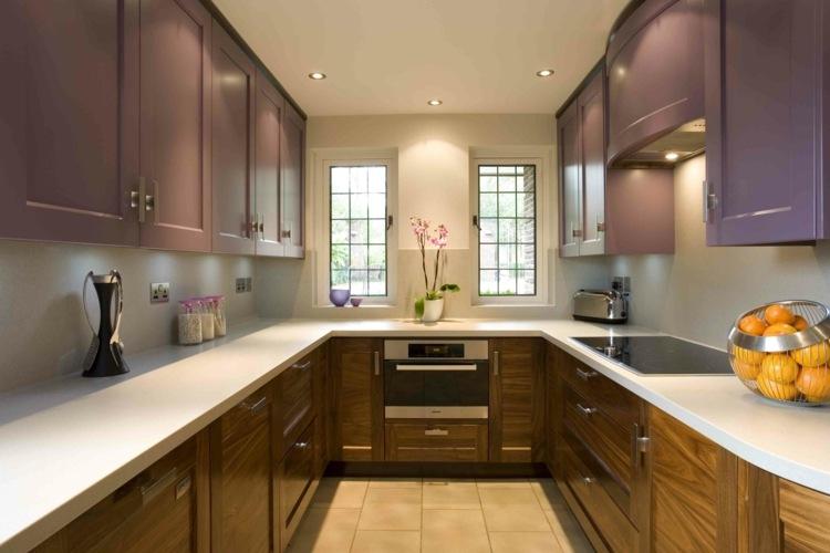 Cocinas en u excelentes creaciones est ticas y funcionales - Cocinas en u ...