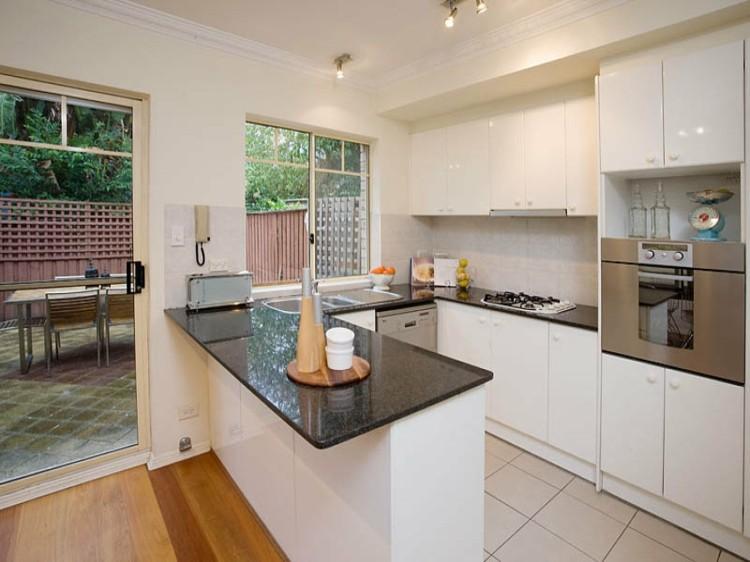 cocinas en u diseños tentativas variado patio muebles