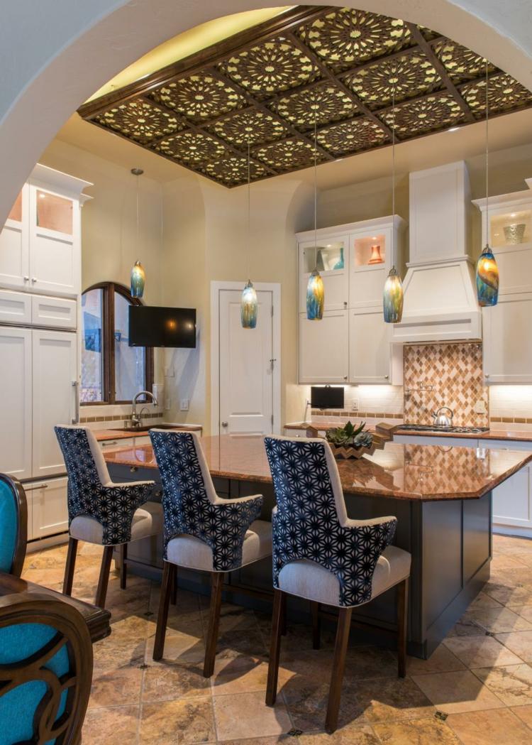 cocinas fotos decoracion estilos casas calido