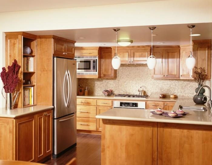 Cocinas mobiliario con estantes pendientes y tradicionales for Cocina tradicional definicion