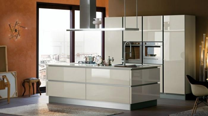 cocinas mobiliario diseño estilos modernos espigas