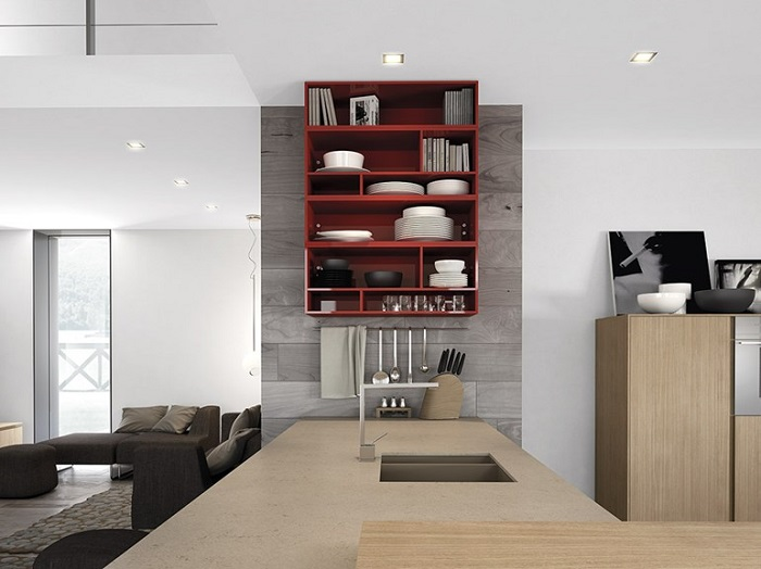 cocinas mobiliario diseño estilos sala cuadros