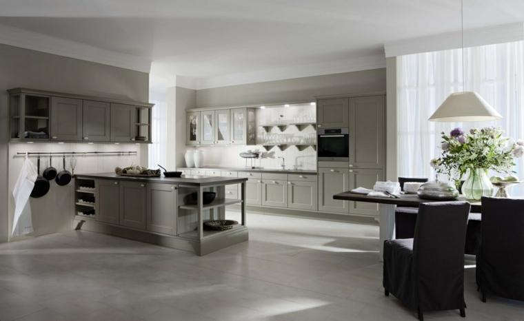 cocina original diseño moderno
