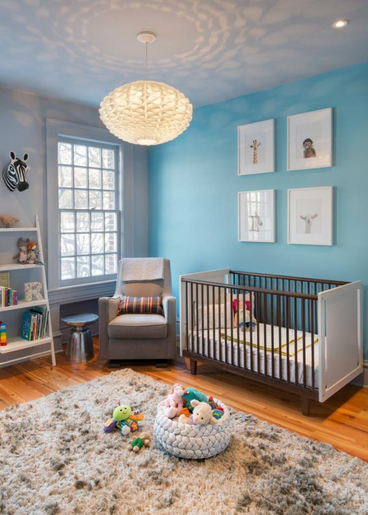 Decoracion habitacion bebe - Como decorar una buhardilla ...