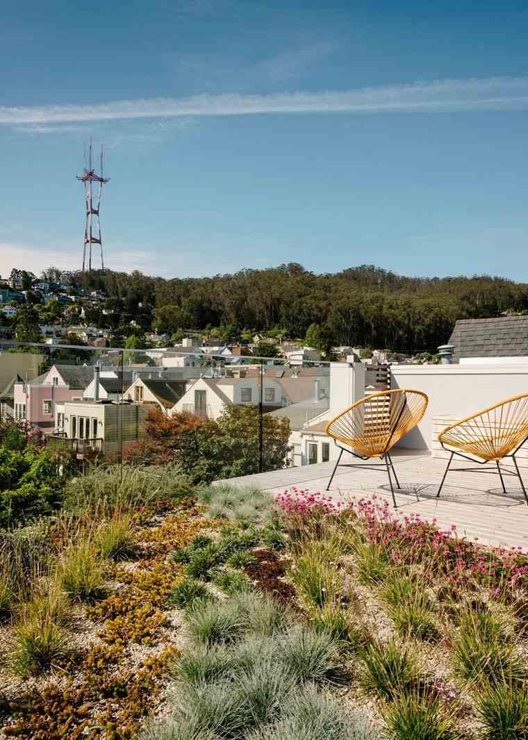 como decorar terraza sillas plantas ideas