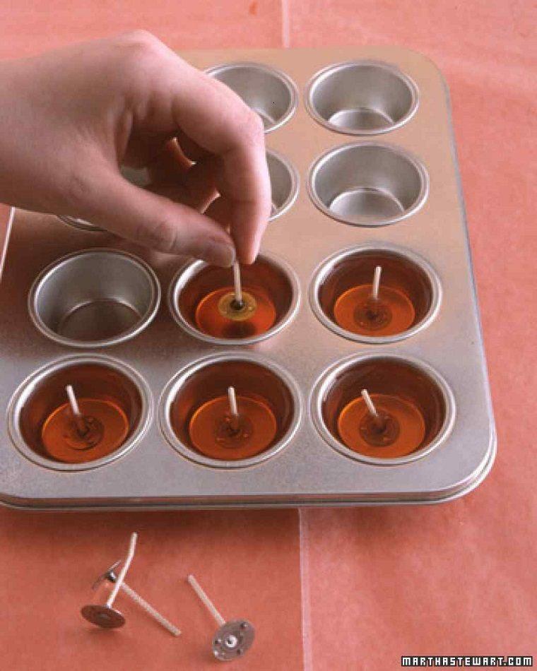 Como hacer velas flotantes cincuenta ideas sencillas - Como hacer velas en casa ...