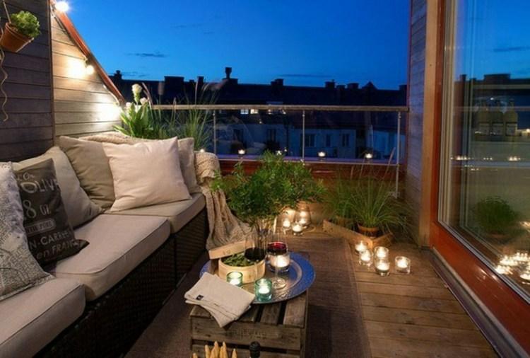 condiciones decorado velas romantico espacio