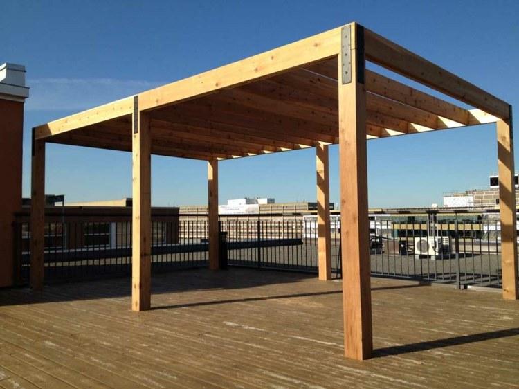 contemporanea larga maderas soluciones diseños terrazas