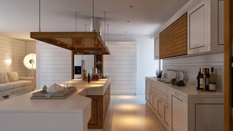 Amueblar cocinas ideas pr cticas para diferentes for Amueblar cocina alargada