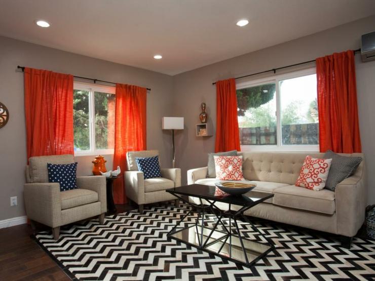 contrastes diseños variantes muebles negro