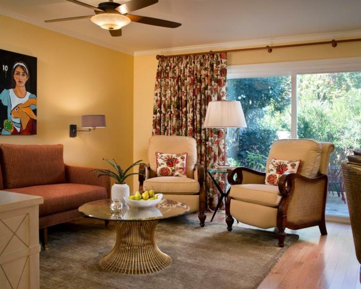 cortinas para salon ideas estilos sofa tendencias
