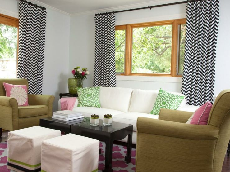 cortinas para salon ideas para transformar cualquier