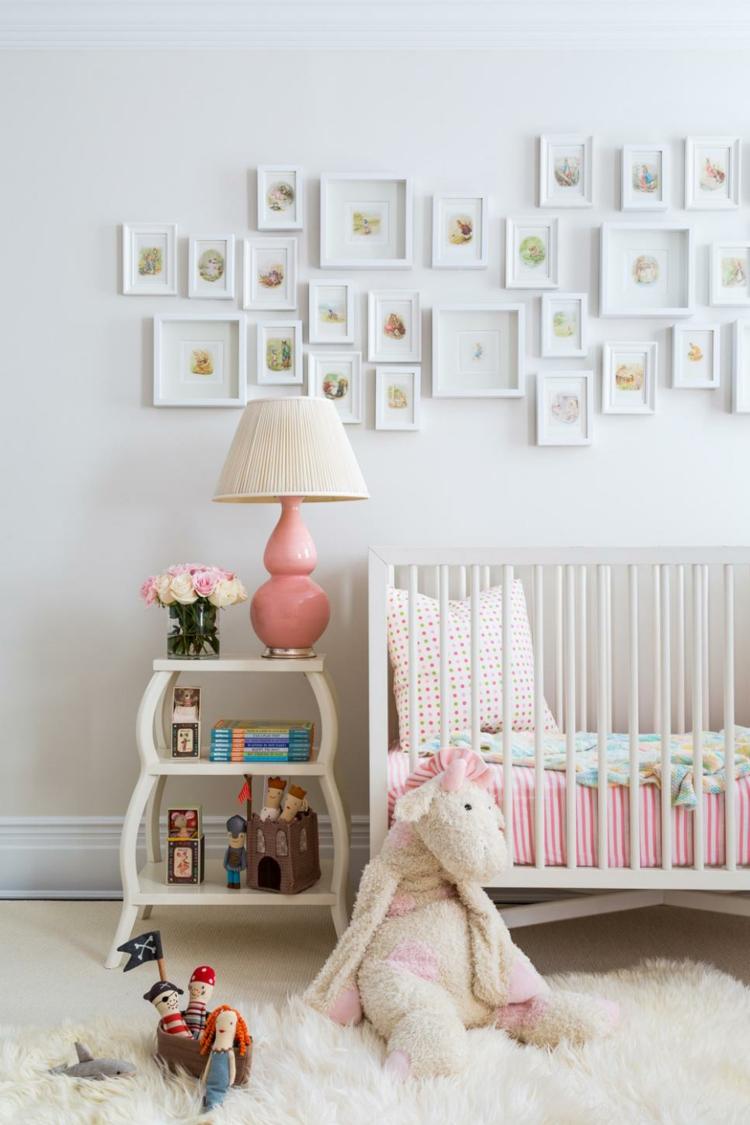 cuadros paredes diseño soluciones rosa