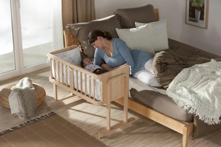Cunas para bebes 75 opciones para el reci n nacido - Cunas y muebles para bebes ...