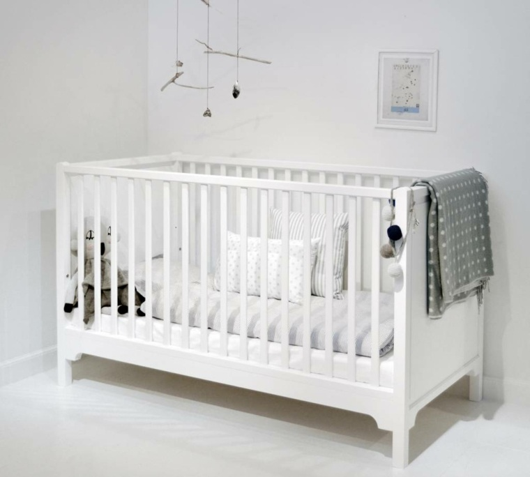 cunas bebe preciosas diseno simple moderno ideas