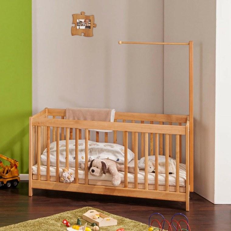 Cunas para bebes 75 opciones para el reci n nacido for Cunas para bebes de madera