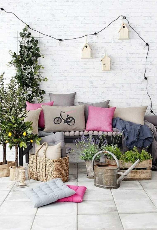 image about ideas baratas para decorar terrazas