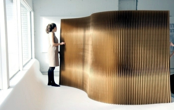 Biombos de papel para separar ambientes 24 fotos - Biombos a medida ...