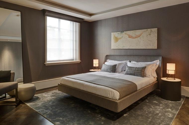 Decoracion ambientes 26 dormitorios elegantes for Decoracion ambientes